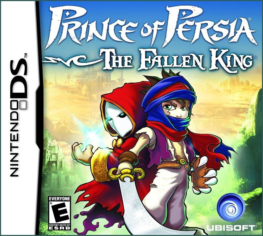 ROMs - Prince of Persia - The Fallen King (Português) - NDS Download