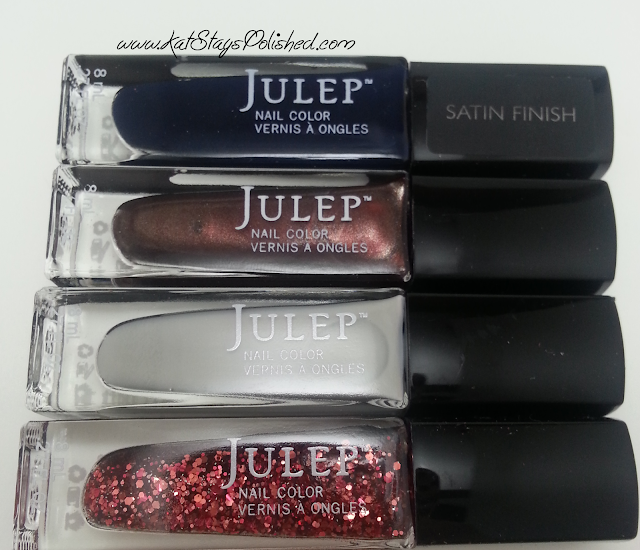Julep November 2013 - It Girl Box - Add-on Autumn
