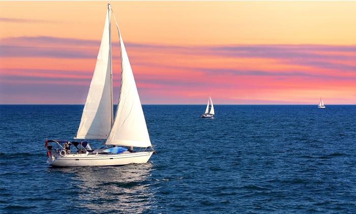 Emprender desde un velero