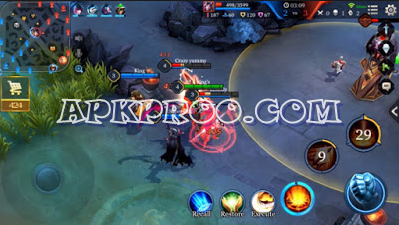 Download game Garena AOV - Arena of Valor: Action MOBA Mod Apk