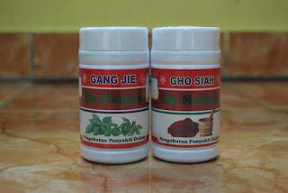 Obat Gang Jie Gho Siah De Nature Indonesia