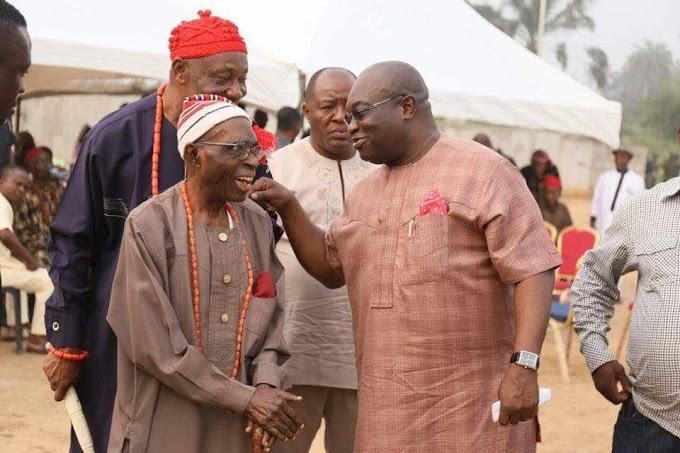 #Abia@26: @GovernorIkpeazu dedicates Abia's 26th anniversary to late Bob Ogbuagu