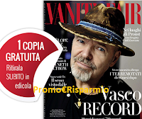 Logo Coupon per coppia regalo di Vanity Fair