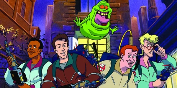 The Real Ghostbusters Animated Film In The Works.