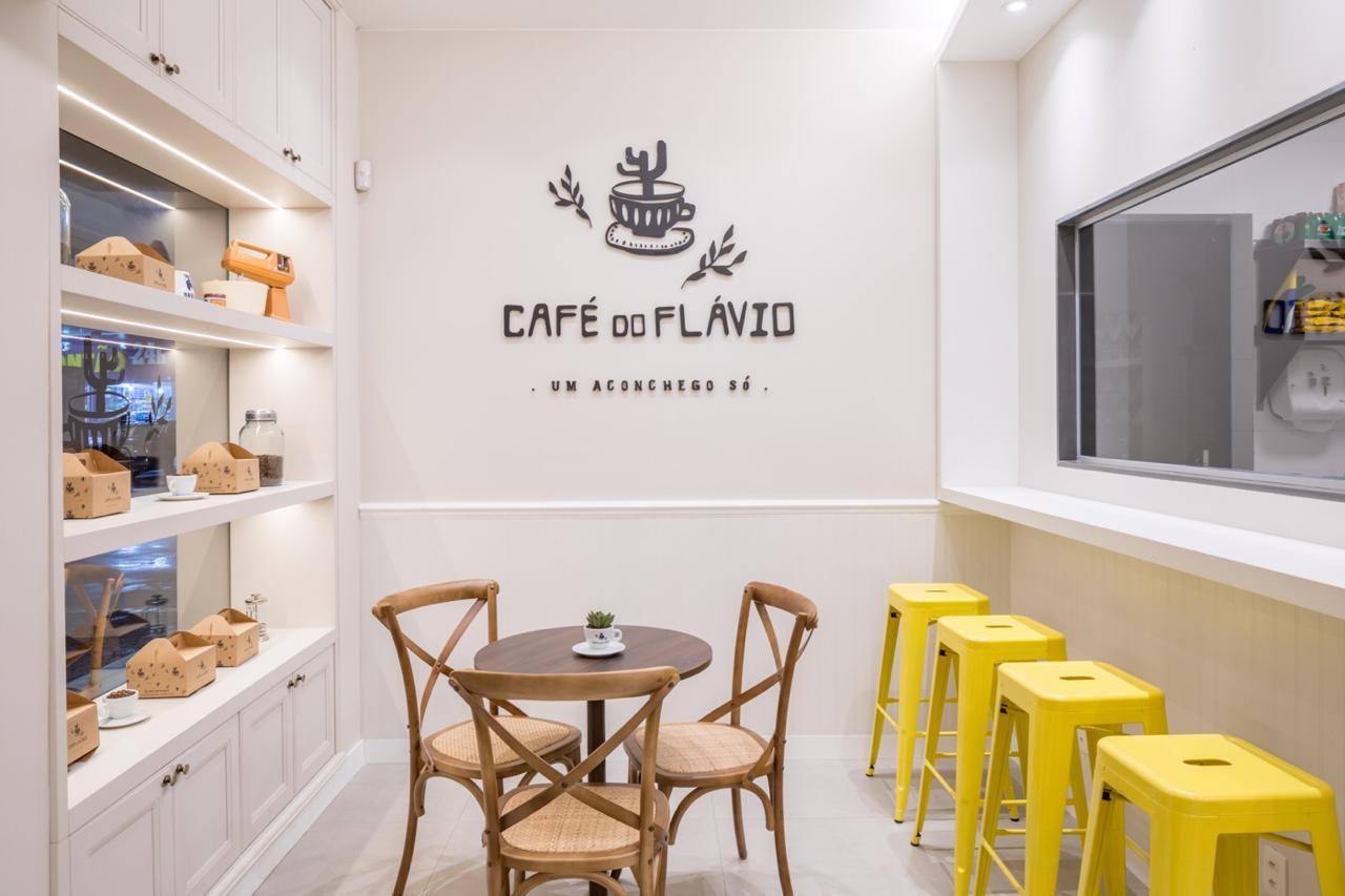 Águas Claras recebe primeira unidade do Café do Flávio