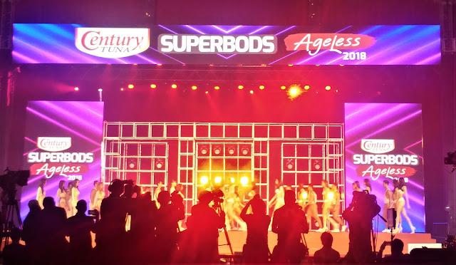 2018 Century Tuna Superbods Ageless finals night - winners and highlights
