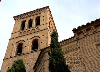 Iglesia de Santo Tomé. Toledo