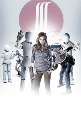 Dr Who, The Girl Who Waited, Karen Gillan/Amy Pond
