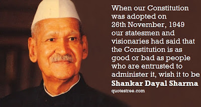 Shankar Dayal Sharma Quotes