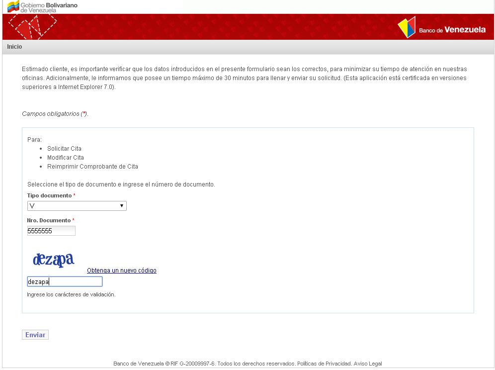 Requisitos para aperturar una cuenta de ahorro o corriente for Hotmailbanco de venezuela
