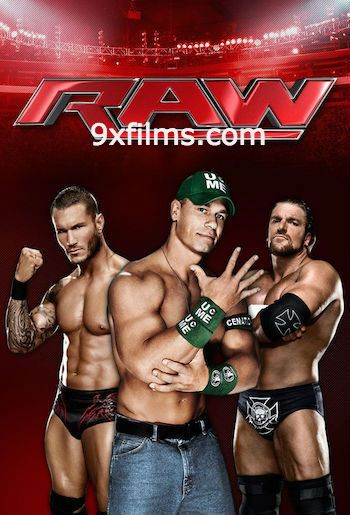 WWE Monday Night Raw 20 Nov 2017 HDTV 400MB x264 480p