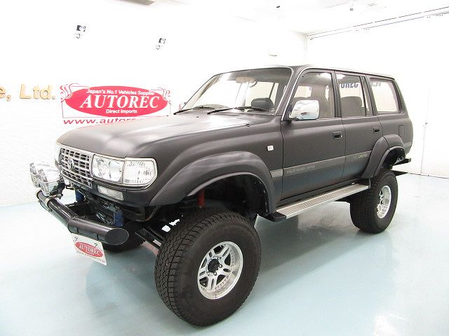 19669A3N8 1991 Toyota Landcruiser Diesel Turbo 4WD to Durban for Lesotho, Swaziland, Zimbabwe, Botswana, South Africa