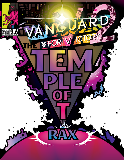 Issue 2.6 The Temple of T-Rax