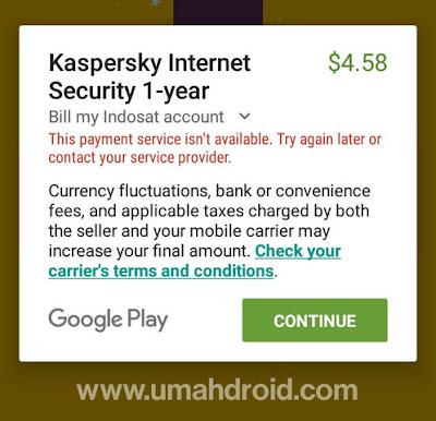 Tutorial Membeli Aplikasi Premium Di Google Play Store