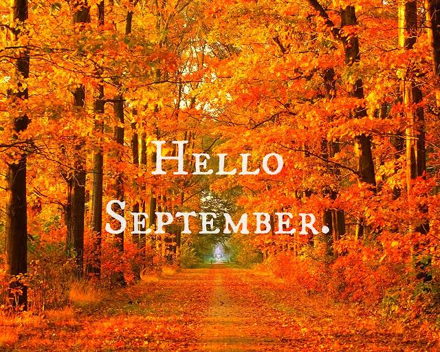 Image result for hello september