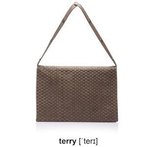 Borsa Terry - Bruno Parise Italia