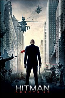Baixar capa Hitman: Agente 47   Legendado   DVDRip XviD e RMVB Download