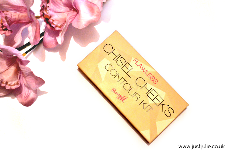 The Contour Edit | Barry M Chisel Cheeks Contour Kit