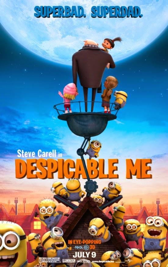 Review dan Sinopsis Despicable Me (2010)