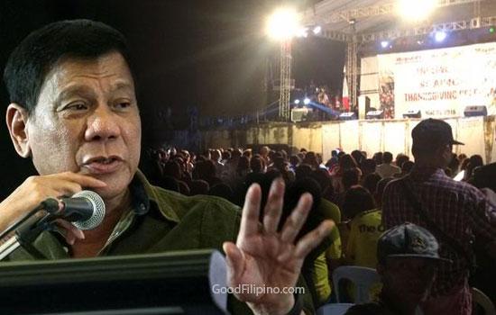 Duterte's Corruption Hotline for your complaints against gov't