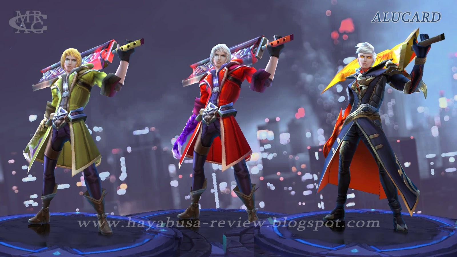 6 Hero Laki Laki Mobile Legends Tertampan PINK COLOUR