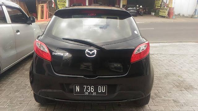 Mazda 2 R tahun 2010 bekas