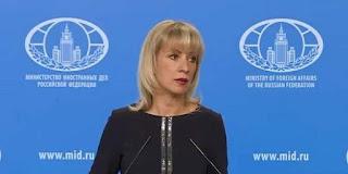 ماريا زاخاروفا: قرارات سوتشي ستساعد في إيجاد حل سياسي للأزمة في سوريا