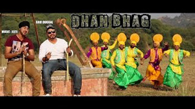 Dhan Bhag Lyrics - Ravi Duggal, Jeeti Singh | Punjabi Songs 2017