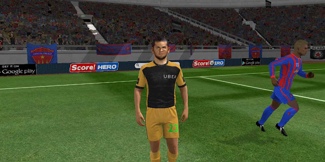 Kit Dream League Soccer Seragam Ojol Uber