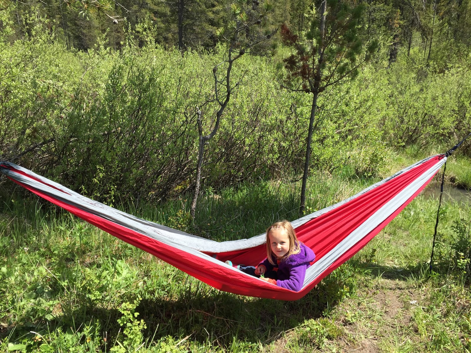 sleeping bed cotton itm new swing person hanging hammock single rope