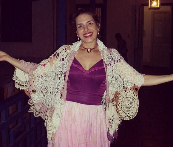 Peça teatro Linha reta e Linha curva Gisela de Castro