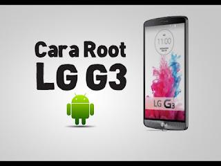 Cara Mudah Root LG G3 Tanpa PC Menggunakan Framaroot