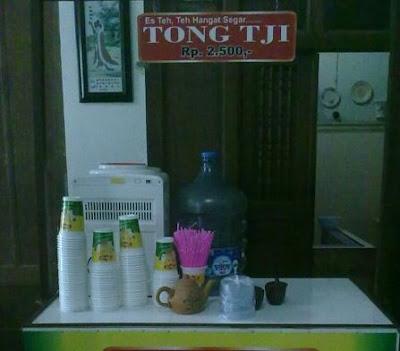 Franchise Teh Tong Tji