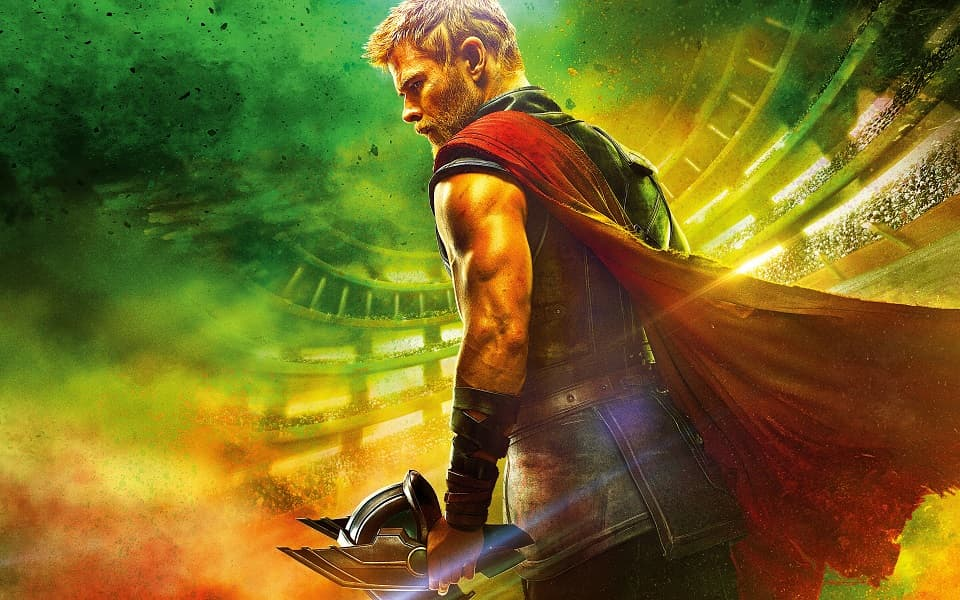 Тор Рагнарёк, Тор 3, Thor Ragnarok, Thor 3, Фантастика, Фэнтези, SciFi, Fantasy, обзор, рецензия, Review, Marvel, MCU