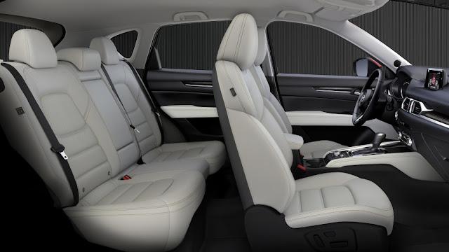 Mazda CX-5 2017 - Una perfecta integración para brindad confort