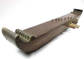 alat musik petik Jentreng