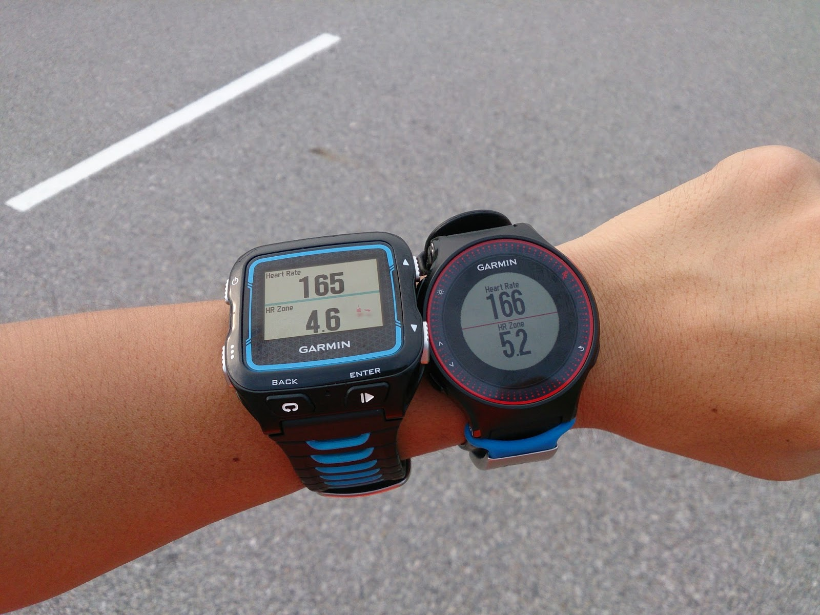 2ndskin garmin forerunner 225 test. Black Bedroom Furniture Sets. Home Design Ideas