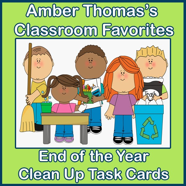 https://www.teacherspayteachers.com/Product/End-of-the-School-Year-Kids-Clean-Up-Task-Cards-257575