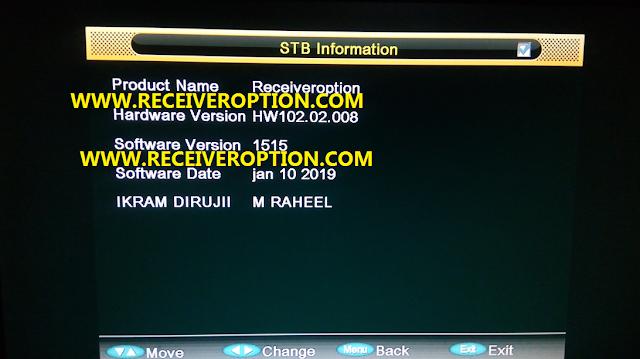 ALI3510C HW102.02.008 POWERVU KEY NEW SOFTWARE BY USB