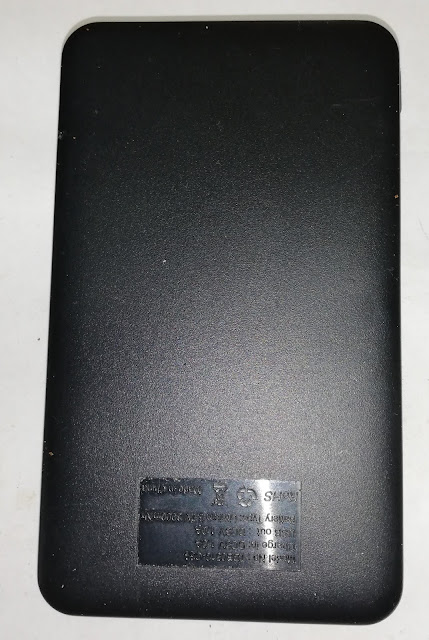ダイソーモバイルバッテリー