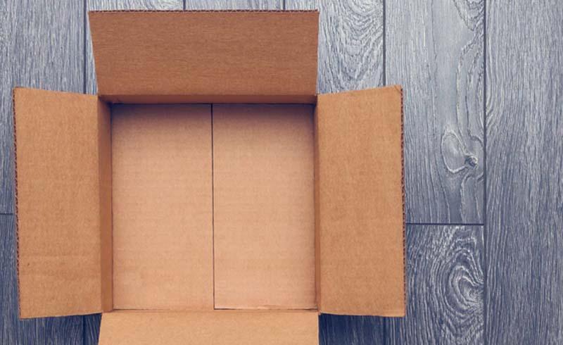 Needed: Six Boxes