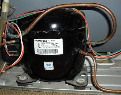 Tanda-Tanda Kompresor Kulkas Rusak