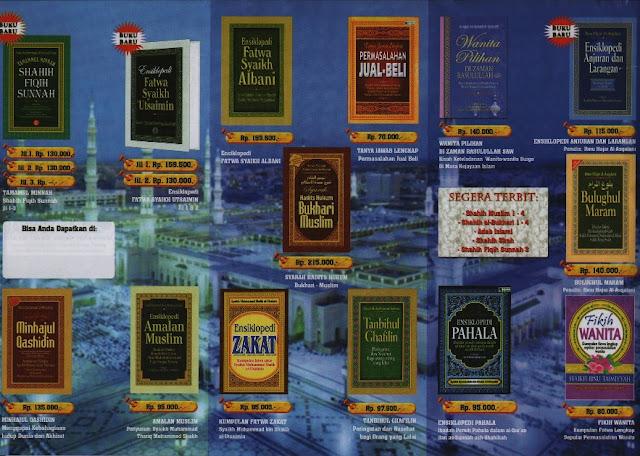 Agar Tidak Terjerumus Faham Wahabi, Kenalilah 4 Ciri Buku Wahabi
