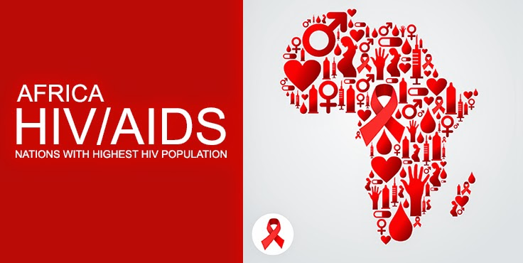 10 Countries With Highest HIV/AIDS In Africa 2014 {nigeria ...