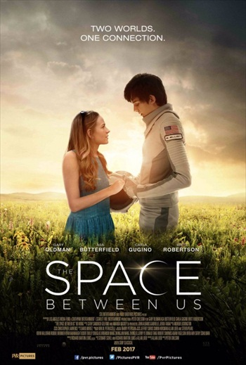 The Space Between Us 2017 English Movie Download
