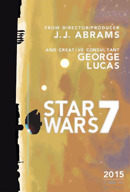 super 8 star wars vii poster