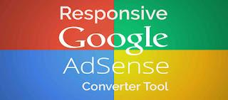 Responsive Adsense Ad Converter Online Tool