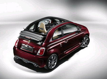 cabrio news abarth 695 edizione maserati st rkstes. Black Bedroom Furniture Sets. Home Design Ideas
