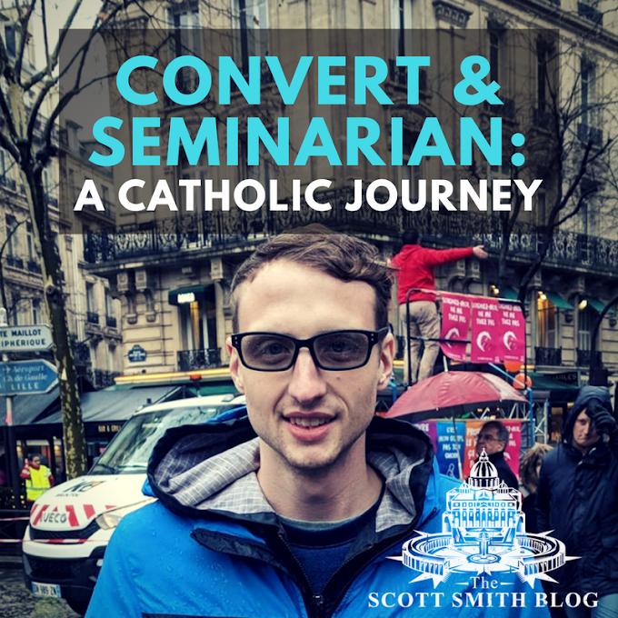 Catholic Convert & Seminarian: The Catholic Journey of Kyle Richard Thérèse George