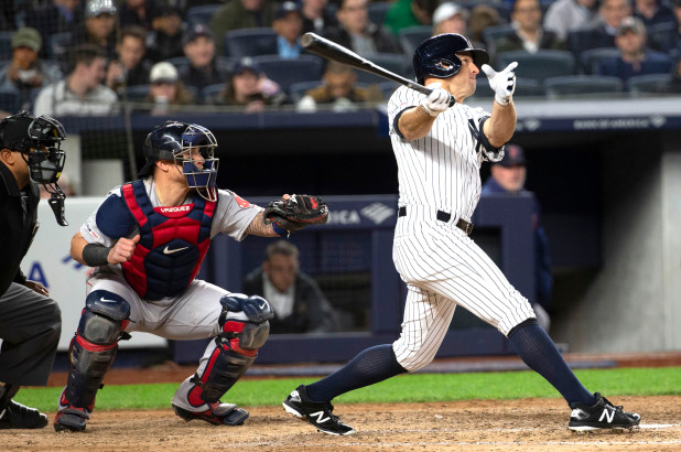 58f28acf0 Bleeding Yankee Blue  GARDY! PLAY FOR THE MOMENT!